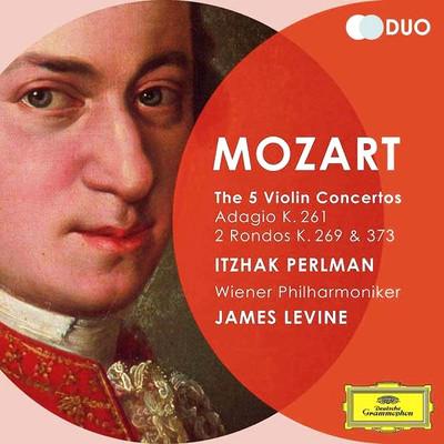 Mozart, W.A.: The 5 Violin Concertos [2 Cd]