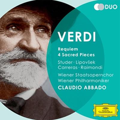 Verdi: Requiem, 4 Sacred Pieces [2 Cd]