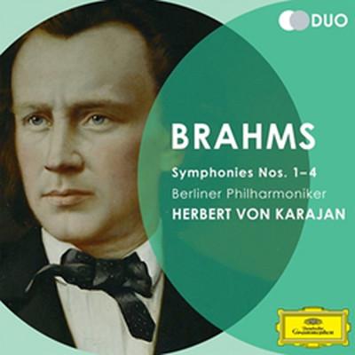 Brahms: Symphonies 1-4 [2 Cd]