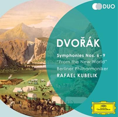 Dvorák: Symphonies 6-9 [2 Cd]