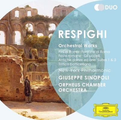 Respighi: Orchestral Works [2 Cd]