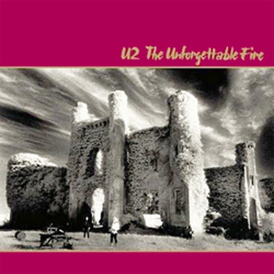 The Unforgettable Fire [Re-Mastered,16 Page Booklet,LP]