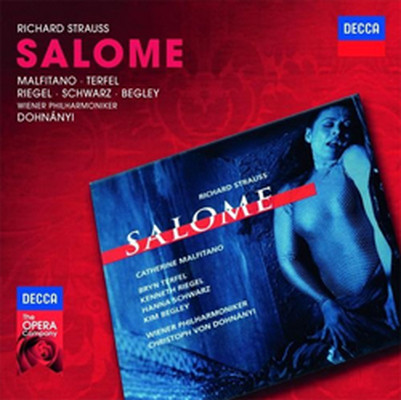 Strauss, R.: Salome [2 Cd