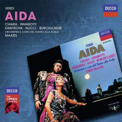 Verdi: Aida [3 Cd]