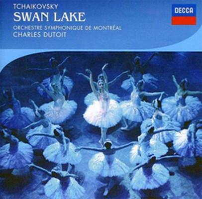 Tchaikovsky: Swan Lake [2 CD]