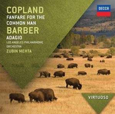 Copland: Fanfare Barber: Adagio