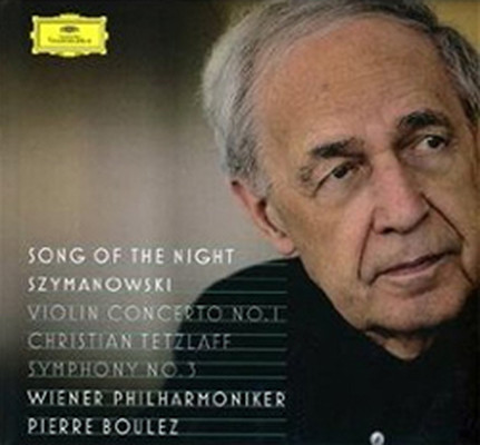 Szymanowski: Violin Concertono:1, Symphony No:3