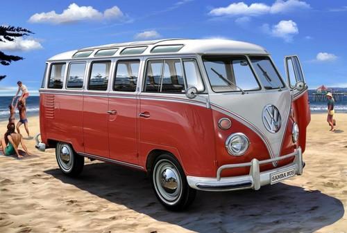 Revel VW T1 Samba Bus 7399