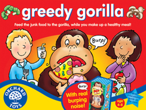 Orchard - Greedy Gorilla
