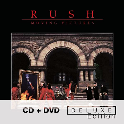 Moving Pictures [Cd+Dvd]