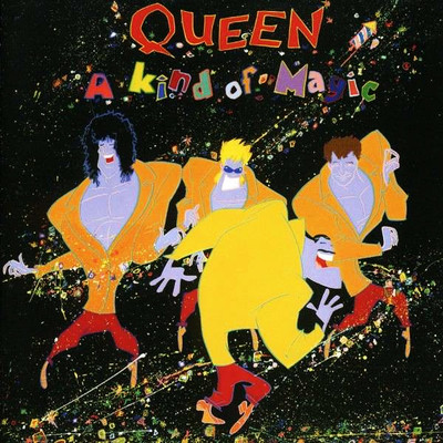 A Kind Of Magic 2011 Remastered Deluxe Edition