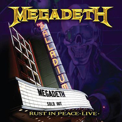Rust in Peace Live[Cd+Dvd]