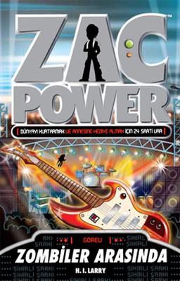 Zac Power 23 - Zombiler Arasında