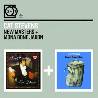 2For1: New Master/Mona Bone Jakon