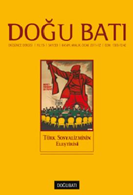 Doğu Batı Düşünce Dergisi Sayı: 59 - Türk Sosyalizminin Eleştirisi
