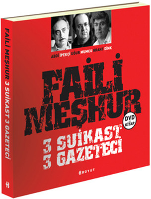 Faili Meşhur 3 Suikast 3 Gazeteci (Dvd + Kitap)