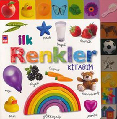 İlk Renkler Kitabım