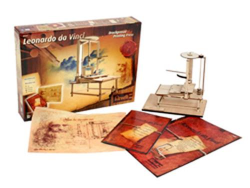 Revell Leonardo Da Vinci Ahsap Maketler Baski Presi 507