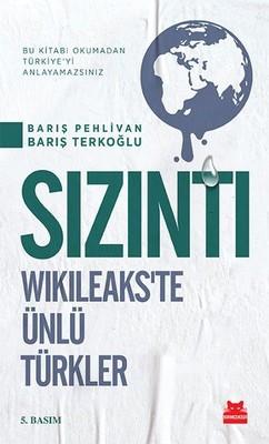 Sızıntı Wikileaks'te Ünlü Türkler