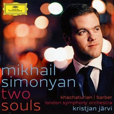 Two Souls - Khachaturian, Barber Violin Concertos