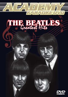 Academy Karaoke DVD:Beatles (Mikrofon Hediyeli)
