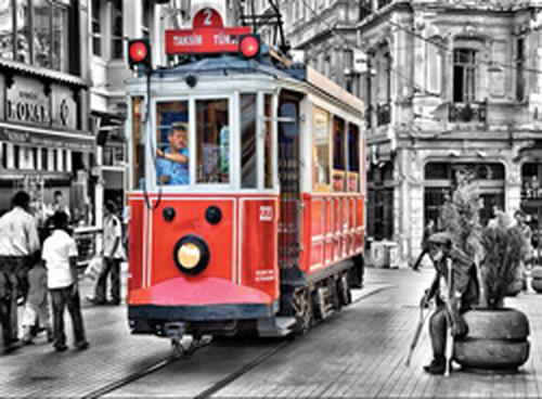 Art Puzzle Tramvay Beyoglu 1000 Parça 4336