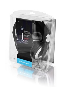 Sennheiser HD 205 DJ Kulak üstü Kulaklık (Siyah)