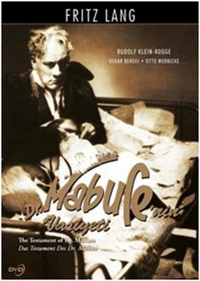 Das Testament des Dr. Mabuse - Dr. Mabuse'nin Vasiyeti