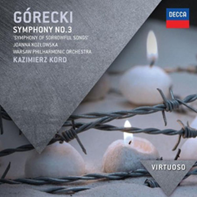 Gorecki: Symphony No.3-Symphony of Sorrowful Songs