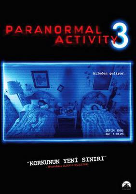 Paranormal Activity 3 (SERI 3)
