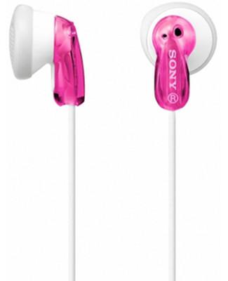 Sony Kulakiçi Kulaklık Pembe MDR E9LPP