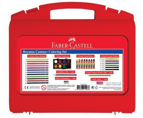Faber-Castell Boyama Çantasi - 5178119920