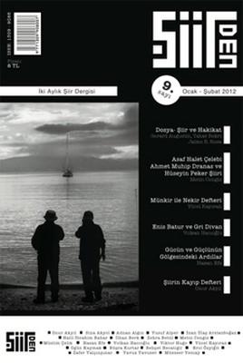 Şiirden İki Aylık Şiir Dergisi - Sayı: 9 - Ocak-Şubat 2012