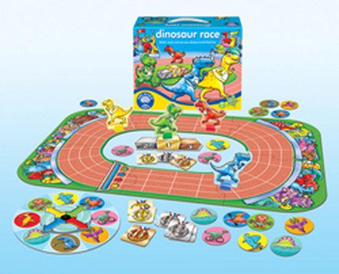 Orchard Dinosaur Race Game 3 Yas + 86