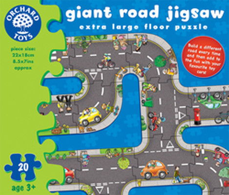 Orchard Giant Road Jigsaw 3 Yas+ 286