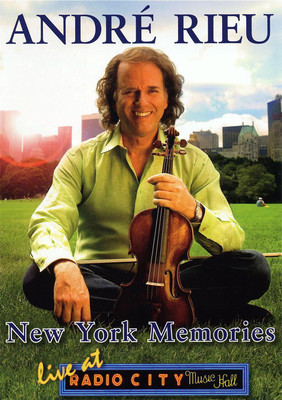 New York Memories (2006) [DVD]