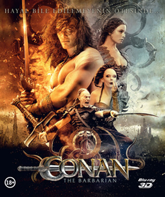 Conan the Barbarian 3D - Conan (3 Boyutlu)