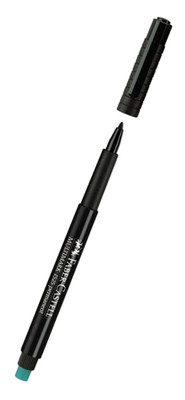 Faber-Castell Permanent (M) Siyah - 5010152599