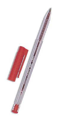 Faber-Castell 1440 0.8 mm Kırmızı Tükenmez Kalem