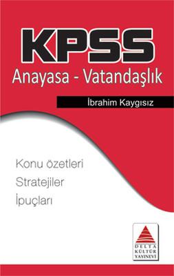 KPSS Anayasa- Vatandaşlık Strateji Kartları