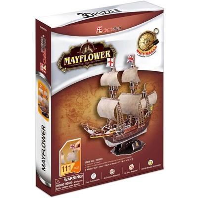 Neco Myflower Gemisi 3D Puzzle - T4009H