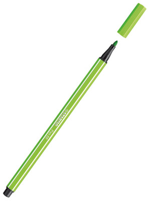 Stabilo Pen 68 Acik Yesil - 68/33
