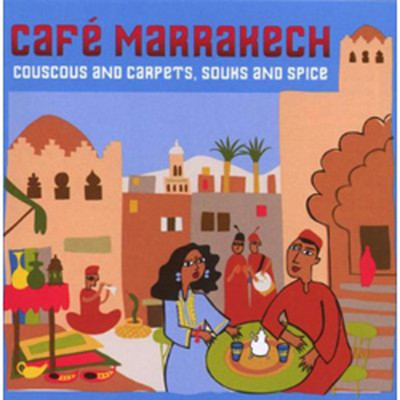 Cafe Marrakech
