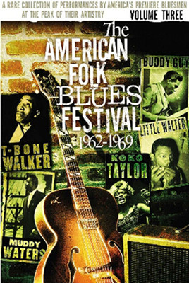 American Folk Blues Festival 1962-1969