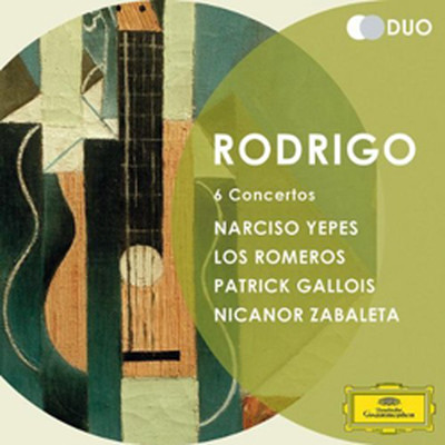 Rodrigo: 6 Concertos