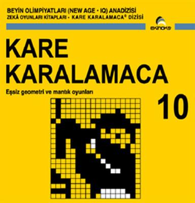 Kare Karalamaca 10