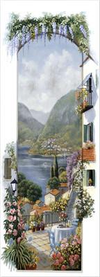 """Art Puzzle Lago Maggiore """"Peter Motz"""" 1000 Parça - 4335"""