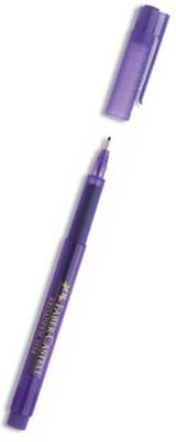 Faber-Castell Broadpen Mor Keçeli Kalem - 5020155436