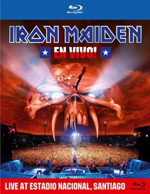 En Vivo! Live in Santiago (Blu-Ray)