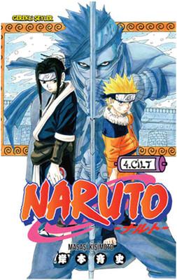 Naruto 4. Cilt - Kahramanın Köprüsü